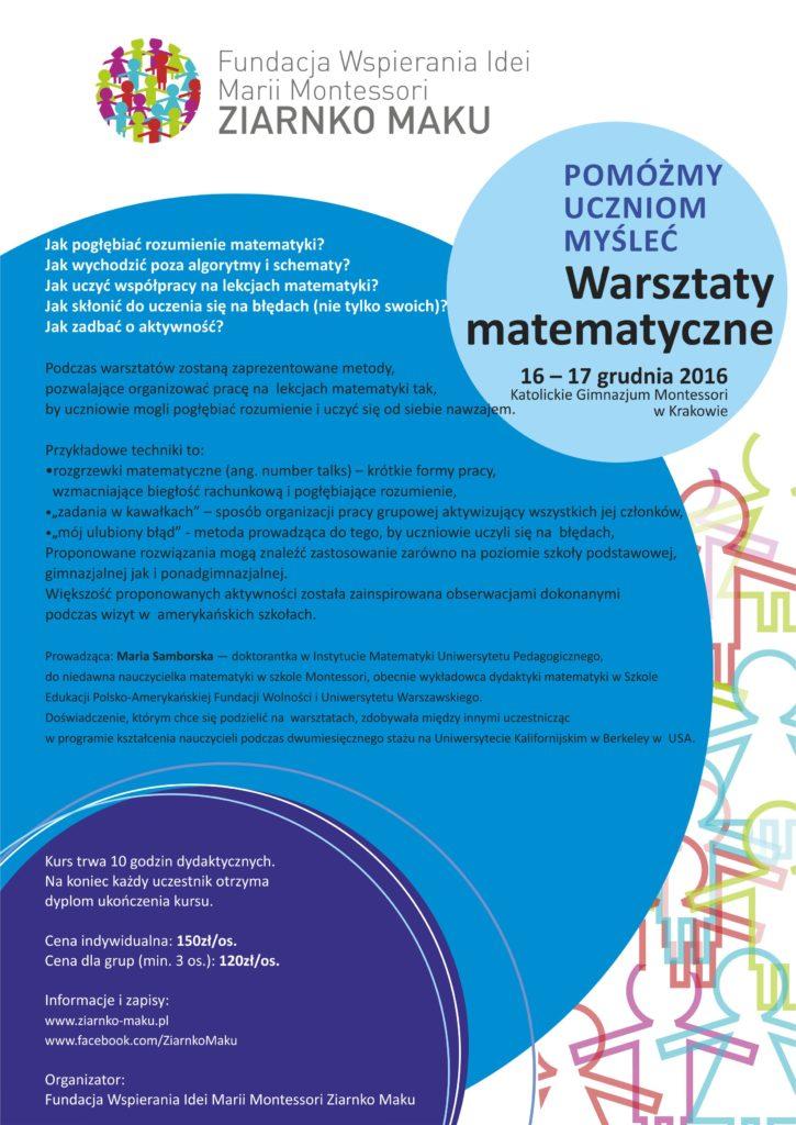 kurs-matematyka-plakat